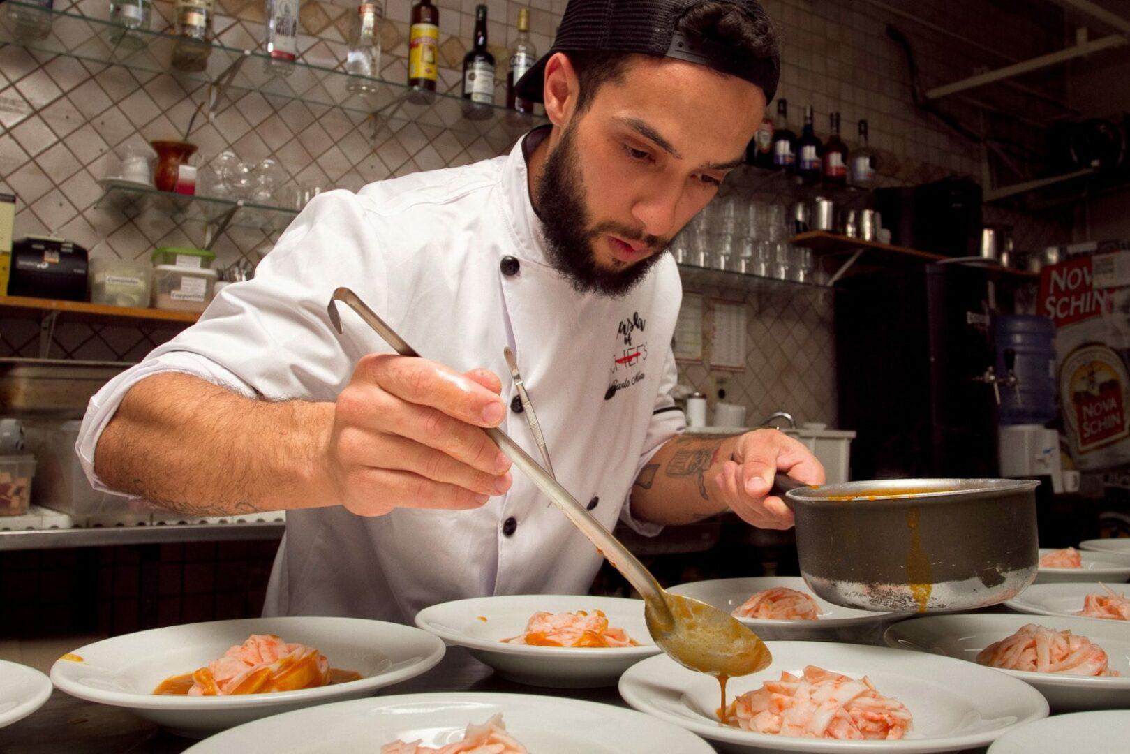 Vem aí: Clash of Chefs em Porto Alegre