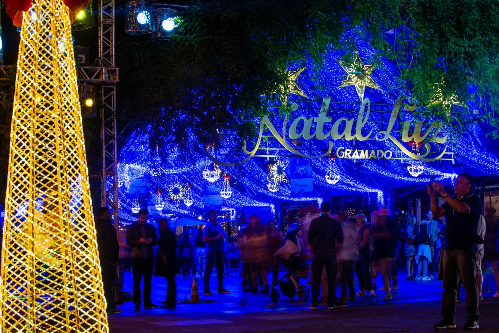Natal Luz 2020/21 terá 101 dias de duração