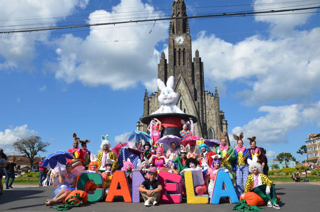 Canela aguarda 1 milhão de pessoas para a Páscoa