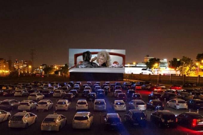 Estreia neste sábado o Cinema Drive-In em Canela