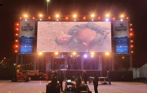 Drive-in Air Festival levará espetáculos ao aeroporto Salgado Filho