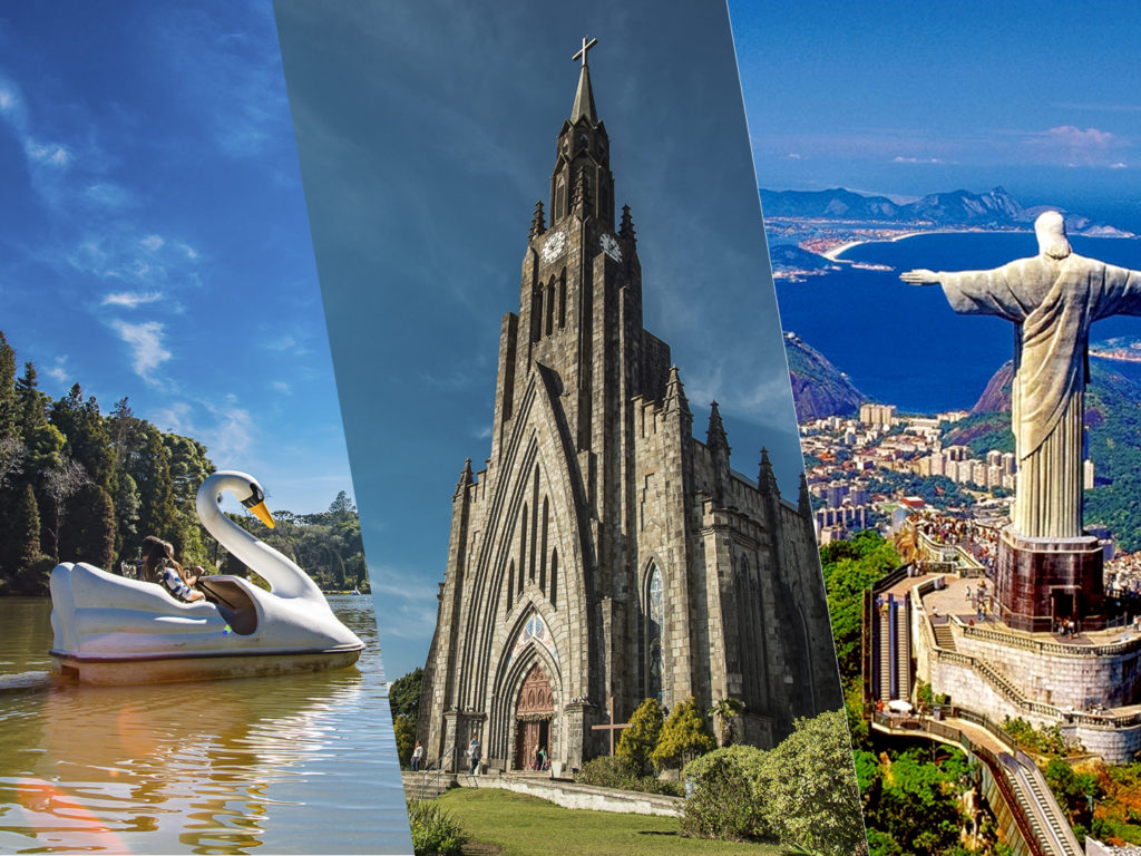 Gramado, Canela e Rio entre os destinos mais desejados do mundo