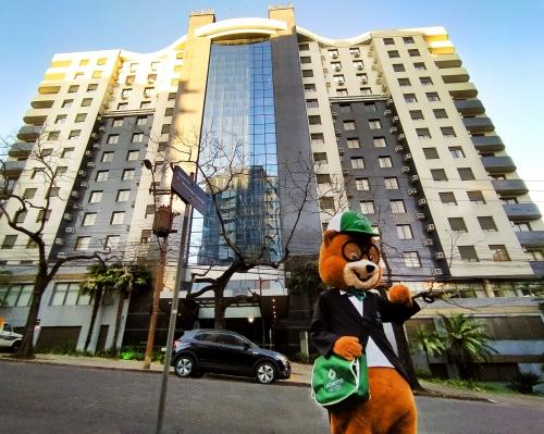Laghetto lança modalidade Room Office em hotel em Porto Alegre
