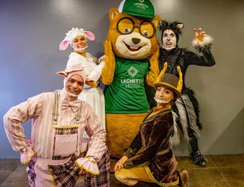 Manhã de Natal: Conheça os Poket Shows surpresa nos hotéis Laghetto