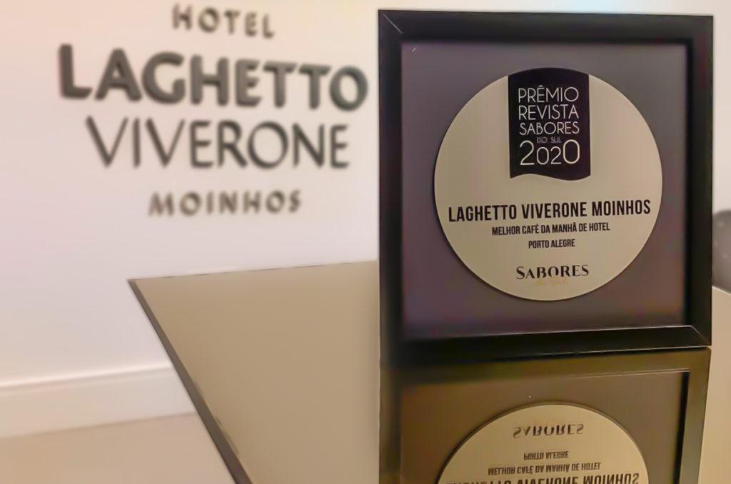 Prêmio Sabores do Sul: Laghetto tem o Melhor Café da Manhã de POA e Canela