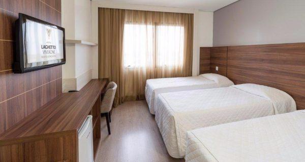 Apartamento Luxo - Laghetto Viverone Bento Gonçalves 8