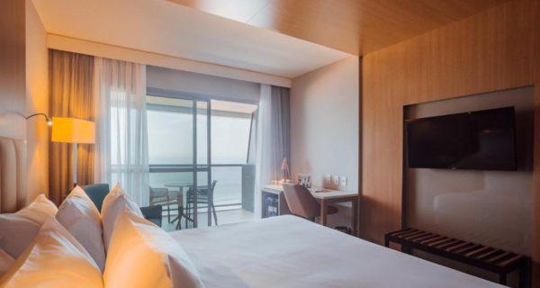 Apartamento Stilo Vista Mar- Hotel Laghetto Stilo Barra Rio 3