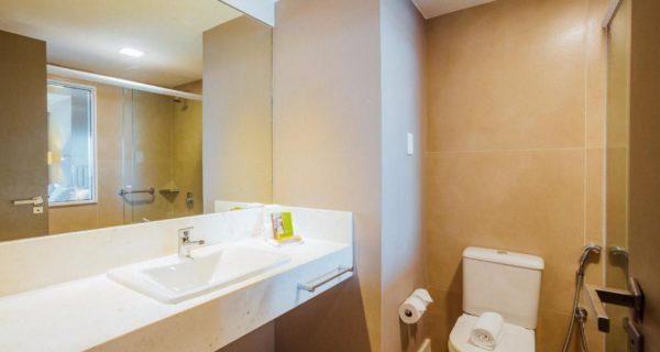 Apartamento Stilo Vista Mar- Hotel Laghetto Stilo Barra Rio 6