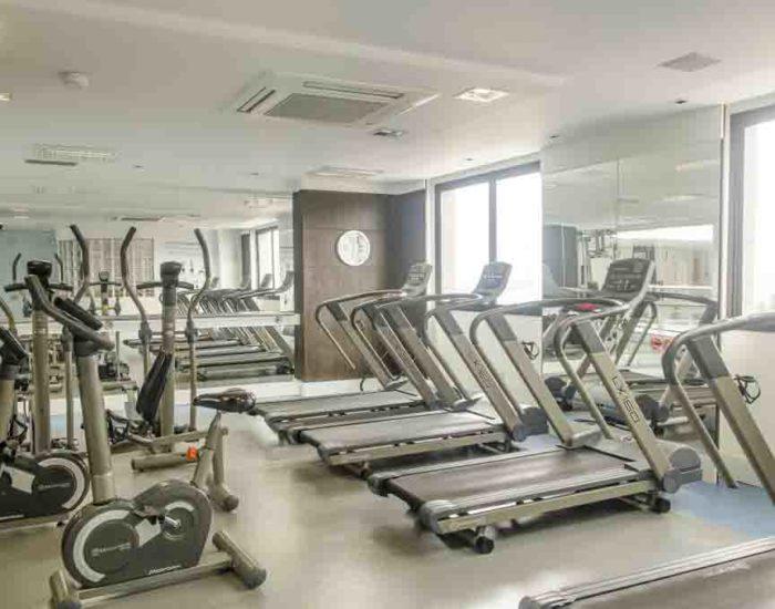 Fitness Center Bento