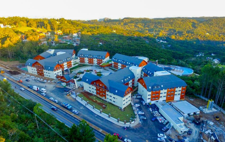 Golden Gramado Resort Laghetto - Aérea (3)