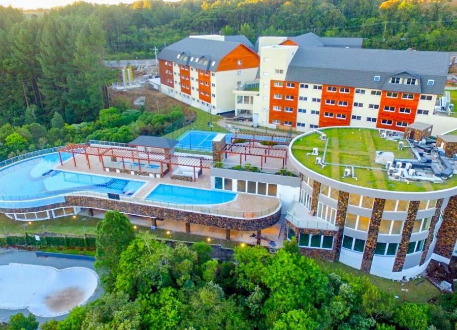 Golden Gramado Resort Laghetto - Aérea (4)