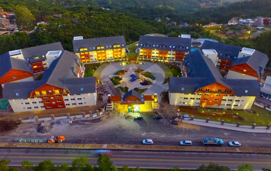 Golden Gramado Resort Laghetto - Aérea