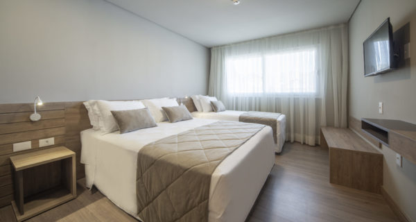 Golden Gramado Resort Laghetto - Super Luxo Família