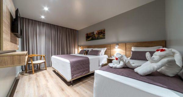 Hotel Laghetto Allegro Fratello - Apartamento Luxo (1)