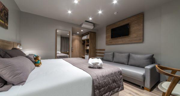 Hotel Laghetto Allegro Fratello - Apartamento Super Luxo (1)