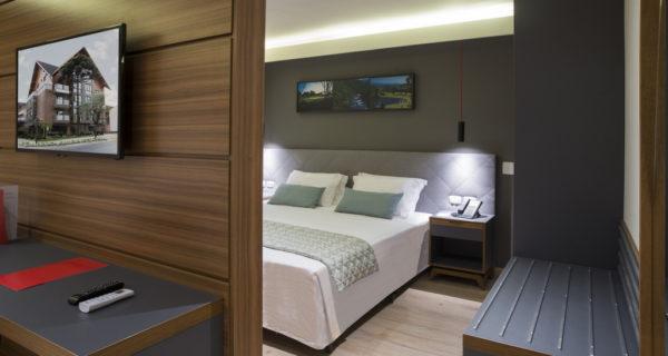 Hotel Laghetto Stilo Centro - Suíte Stilo (4)