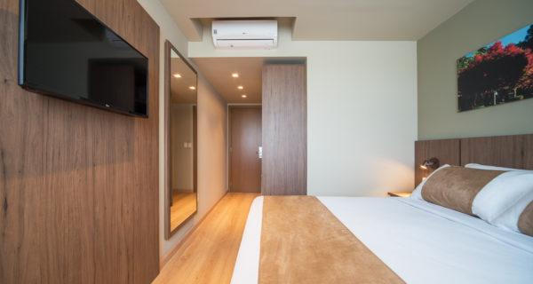 Hotel Laghetto Vivace Canela - Apartamento Luxo (1)