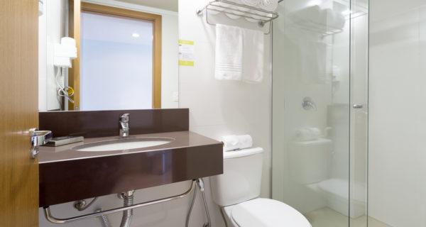 Hotel Laghetto Vivace Canela - Apartamento Luxo Triplo (2)
