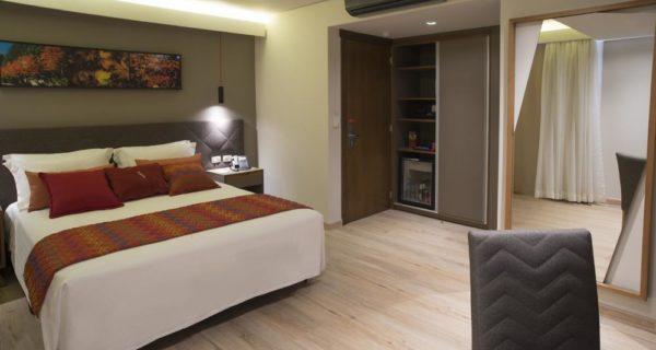 Hotel Laghetto Vivace Canela - Apartamento Luxo com Banheira (2)