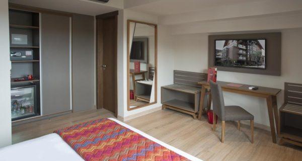 Hotel Laghetto Vivace Canela - Apartamento Luxo com Banheira (4)