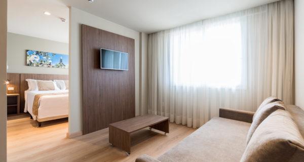Hotel Laghetto Vivace Canela - Apartamento Super Luxo (1)
