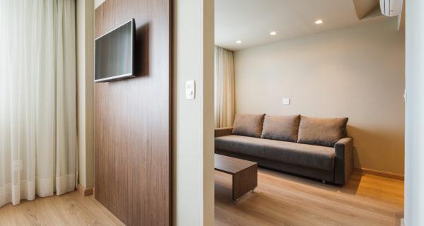 Hotel Laghetto Vivace Canela - Apartamento Super Luxo (4)