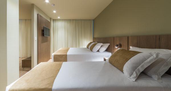 Hotel Laghetto Vivace Canela - Apartamento Super Luxo Triplo (4)