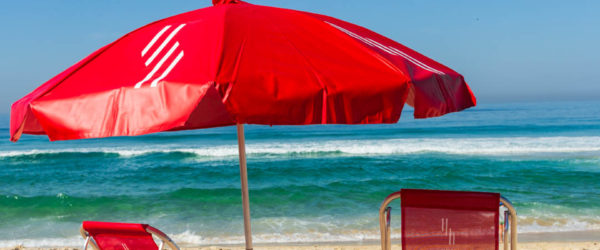 Posto 7 da praia da Barra da Tijuca - Hotel Laghetto Stilo Barra - Rio de Janeiro - Foto: Eduardo Almeida