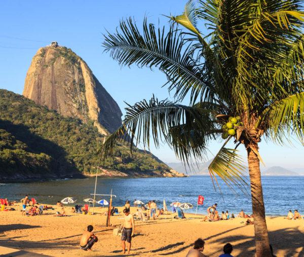 Praia Vermelha - Urca - Rio de Janeiro - Foto: Eduardo Almeida