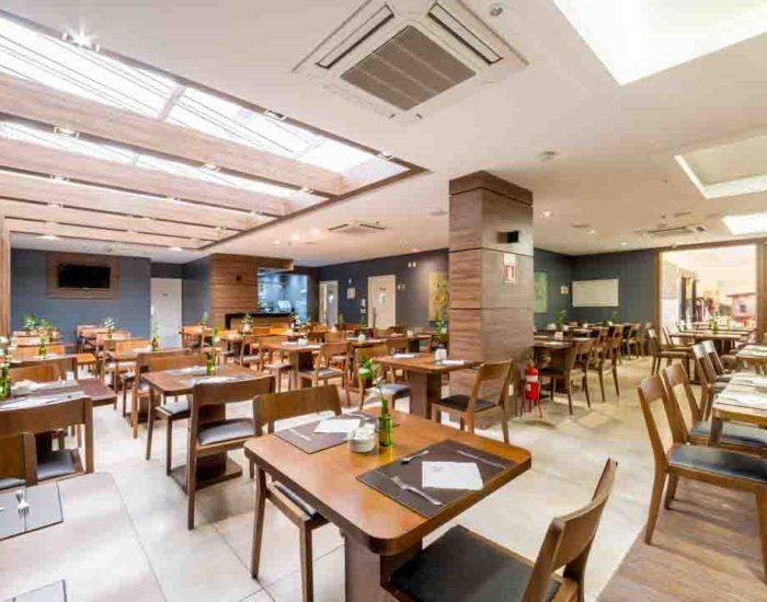 Restaurante - Hotel Laghetto Viverone Bento