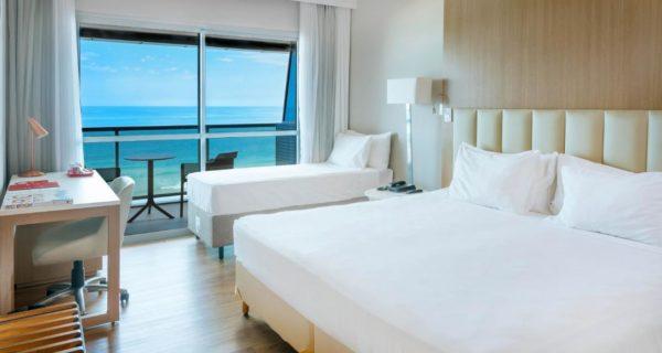 Suíte 2 ambientes - Hotel Laghetto Stilo Barra Rio 2