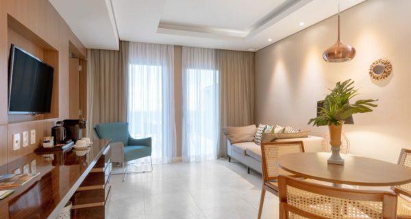 Suíte 2 ambientes - Hotel Laghetto Stilo Barra Rio 4