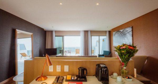 Suíte - Hotel Laghetto Stilo Barra Rio 5