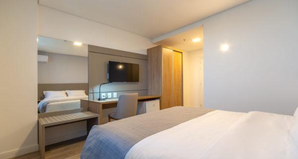 Super Luxo Casal - Hotel Laghetto Viverone Rio Grande